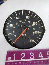 1973 73 74 Mercury Capri 140 mph speedometer