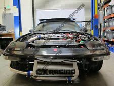 CXRacing Intercooler Kit + BOV For SUPRA 86-92 7M-GTE 7MGTE MKIII MK3