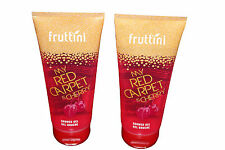 (1 Liter/27,48 Euro) 2 x  Fruttini Red Cherry, Duschgel,vegan, 2 x 200 ml,Kirsch