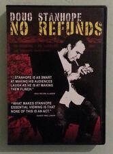 doug stanhope  NO REFUNDS DVD