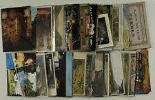Vintage Postcard Mixed Lot Foreign Souvenir Travel View Germany Hotels Lakes 40+