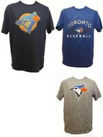 New Toronto Blue Jays Mens Sizes S-M-L-XL-2XL Licensed Majestic Shirt