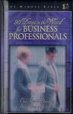90 Days in the Word for Business Professionals: One Minute Bible - Daily Devotio