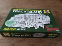 Haynes 1000 Piece Jigsaw Puzzle International Recue Tracy Island    complete