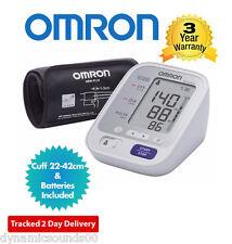 OMRON M3 Comfort digitale parte superiore del braccio automatica della pressione sanguigna monitor hem-7134-e