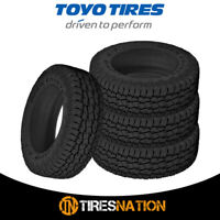 (4) New Toyo Open Country A/T II Xtreme 285/75/17 121S All-Terrain Tire
