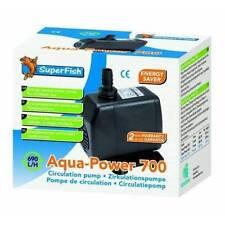Superfish Aquapower 700 Acuario Cabezal bomba Aqua-Potencia 700 LPH