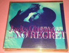 JACKY CHEUNG  張學友  ZHANG XUE YOU  : NO REGRET 不后悔  CD ( 1998 )