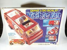 Vintage MPC KIT - 1977 Giant 1:20 Scale Visible Van Sealed Parts Complete