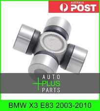 Fits BMW X3 E83 2003-2010 - Universal Joint Uni Joints Drive Shaft 24X62