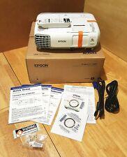 (Full Package in Original Box) Epson PowerLite 98H H687A XGA 3LCD Projector