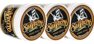 Suavecito Firme Hold Pomade 4 oz. 3 PACK!! 100% AUTHENTIC!🇺🇸