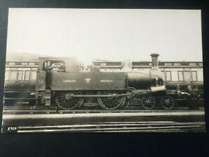 CAMBRIAN RAILWAYS: STEAM LOCOMOTIVE - NICE Loco. Pub. REAL PHOTO POSTCARD!