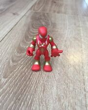 Imaginext Playskool Marvel Dc Super Hero Iron Spiderman Toy Figure