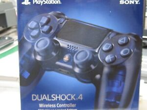 Sony PS4 DualShock 4 Controller 500 Million Limited Edition NEW SEALED, SEE DESC
