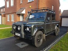 Land Rover Defender 110 Double Cab Pickup 2008 Modern Interior  Spectre Style!
