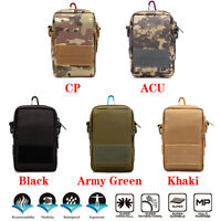 Outdoor Backpack Messenger Sling Chest Pack Military Molle Tactical Shoulder Bag