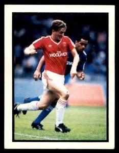 Daily Mirror Soccer 88 Stickers - Colin Walsh (Charlton Athletic) No.20