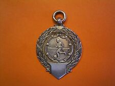 Silver Football Fob Medal - NW London League - 1943-1944 Season - J. INCE
