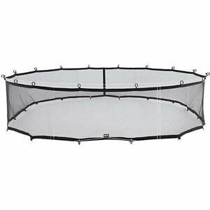 Trampolin Rahmennetz / Under Net 10 - 15 ft, Neu
