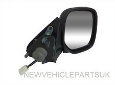 CITROEN NEMO 2008- DOOR WING MIRROR HEATED ELECTRIC BLACK DRIVER SIDE NEW
