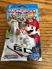 Monopoly Gamer Power Pack Nintendo FIRE MARIO New & Sealed