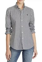 Ralph Lauren Slim Fit black and white check Shirt