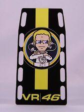 MINICHAMPS V.ROSSI MODELLINO PITBOARDS MOTO DUCATI TEST VALENCIA 2010 SCALA 1/12