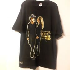 Tim McGraw/ Faith Hill Official Soul 2 Soul 2007 Concert Tour T-shirt Xl.