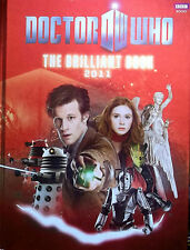 DOCTOR WHO The Brilliant Book 2011 FREE UK POSTAGE