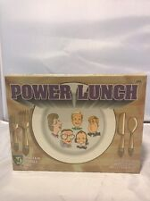 NEW UNOPENED Power Lunch Board Game