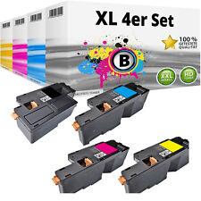 Set 4x Toner für Xerox Phaser 6020 6020BI 6022 WorkCentre WC 6025 6027