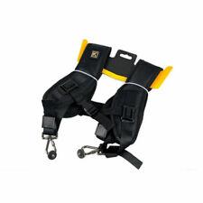 Double Shoulder Sling Belt Strap For DSLR Digital SLR Camera Quick Rapid