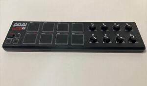 AKAI Professional LPD8 MIDI Controller - No Mini USB Cord Included - Tested