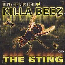 "NEW SEALED CD  ""The Killa Beez"" The Sting   (G)"