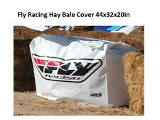 FLY RACING Hay Bale Cover Track Coarse UTV Racing Side by Side Race Barrier Wall