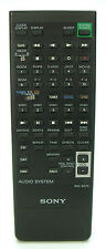 SONY RM-S375 Audio System Remote Control CD EQ TUNER - Guaranteed Against DOA