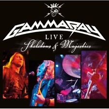 Gamma Ray - Live: Skeletons and Majesties [New CD]