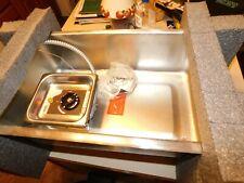Apw Wyott Tm-90D Ul Electric Drop-In Hot Food Well with Drain 120V Nib