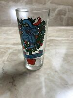 VINTAGE Pepsi Collector Glass 12 Days of Christmas 12th Day Twelve Lords A Leap