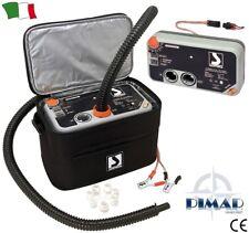 Gonfiatore elettrico SCOPREGA BRAVO TURBO MAX 12V aut. 1000 L/min - TURBOMAX