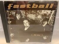 FASTBALL The Way (CD, PROMO Single)