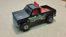 Vtg 1977 Hot Wheels Black Eagle Pick up Truck    Malaysia