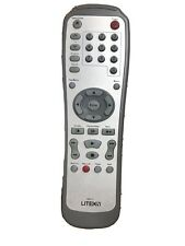 LiteOn RM-51 DVD-Recorder Remote Control for LVW-5001 LVW-5005 LVW-5006 (Box A)