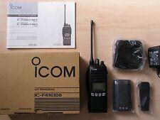 Icom F4161 IC-F4161DS UHF IDAS Digital UT-126H NXDN fire ems two-way radio NEW