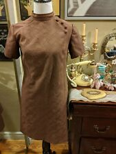 New listing Vintage 60s Chinese Dress Mod