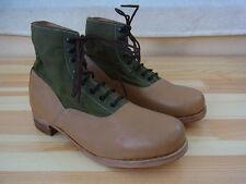 DAK Afrikakorps Stiefel HEER - Low Boots tropical / Tropenstiefel 44 und 45