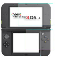 2 PCS/set Tempered Glass Screen Protector Guard Cover For New Nintendo 3DS XL/LL