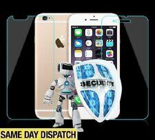 100% véritable verre trempé Avant Arrière Film Protège Écran Apple iPhone 6 plus