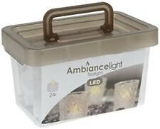 24 LED Teelichter